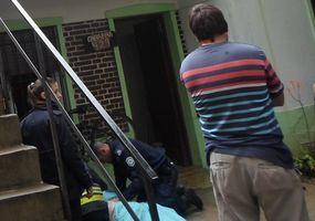 Fue hallada inconsciente en  su domicilio por inhalar gas
