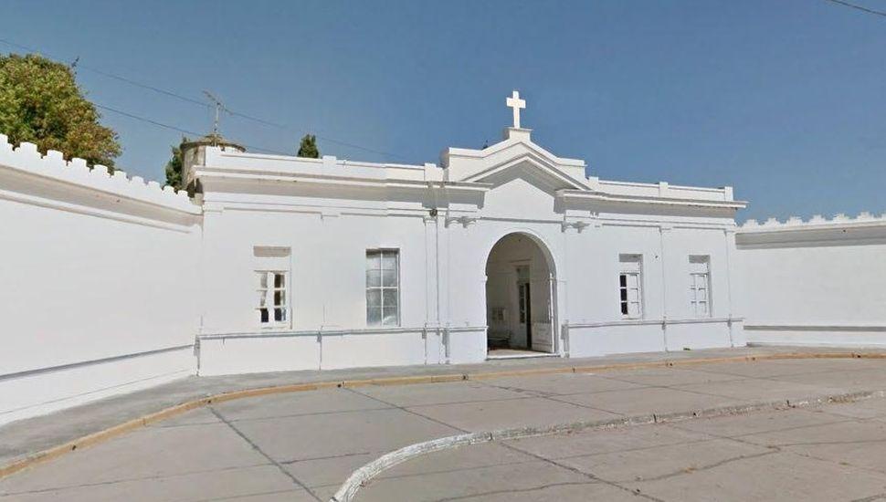 Vuelve a abrir el cementerio en Chacabuco