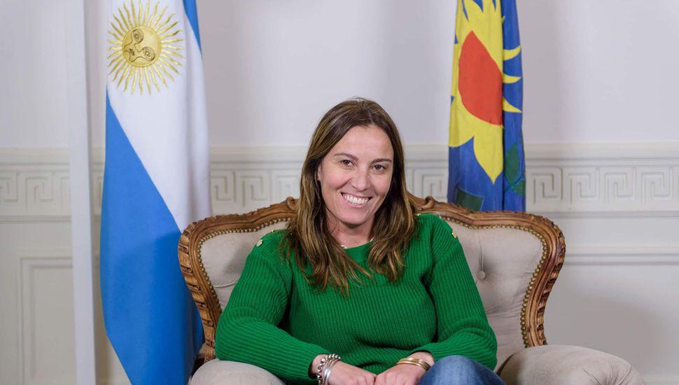 Diputada Valeria Arata.