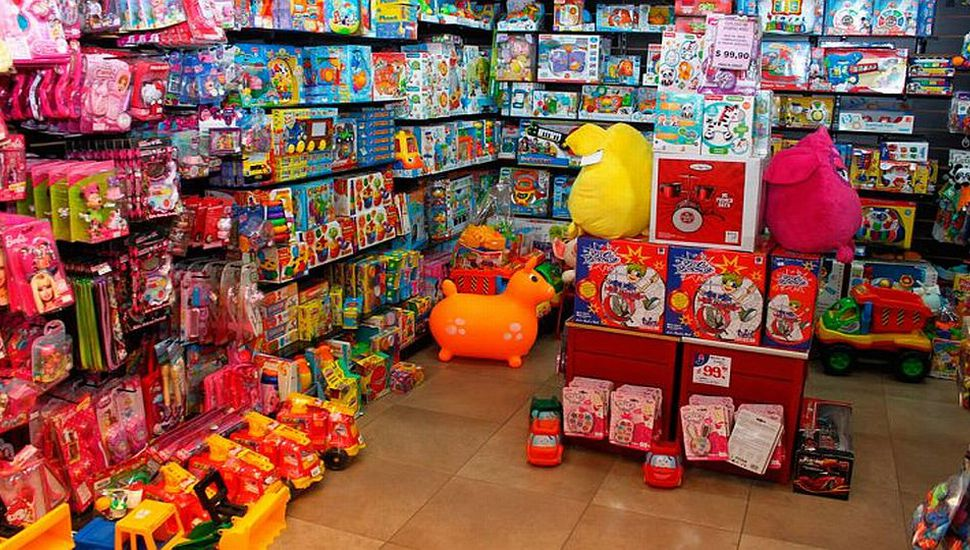Cayó un 20% la venta de juguetes