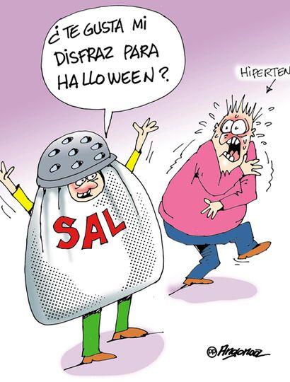 El 58% de los juninenses controla la sal o las grasas que ingiere