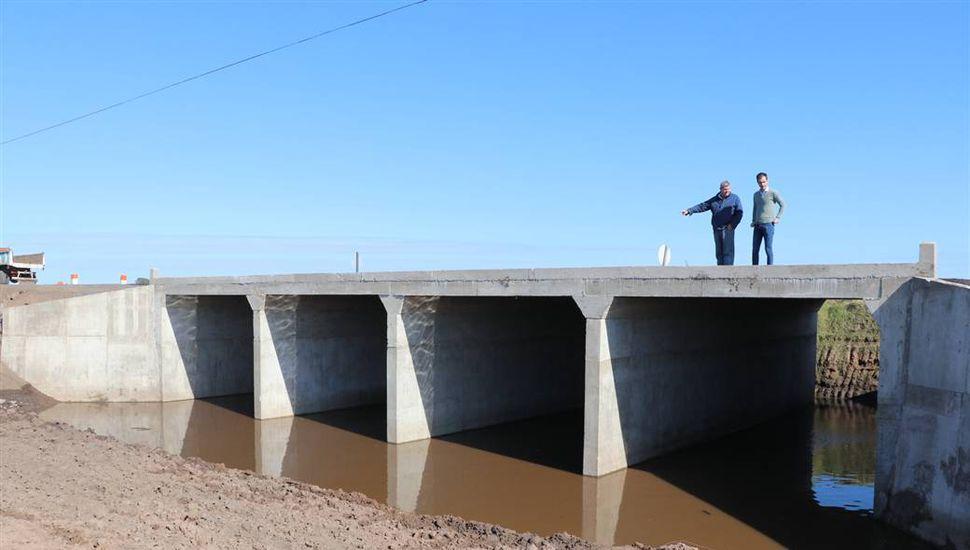 En los próximos días habilitarán el nuevo paso en el Puente de Lincoln