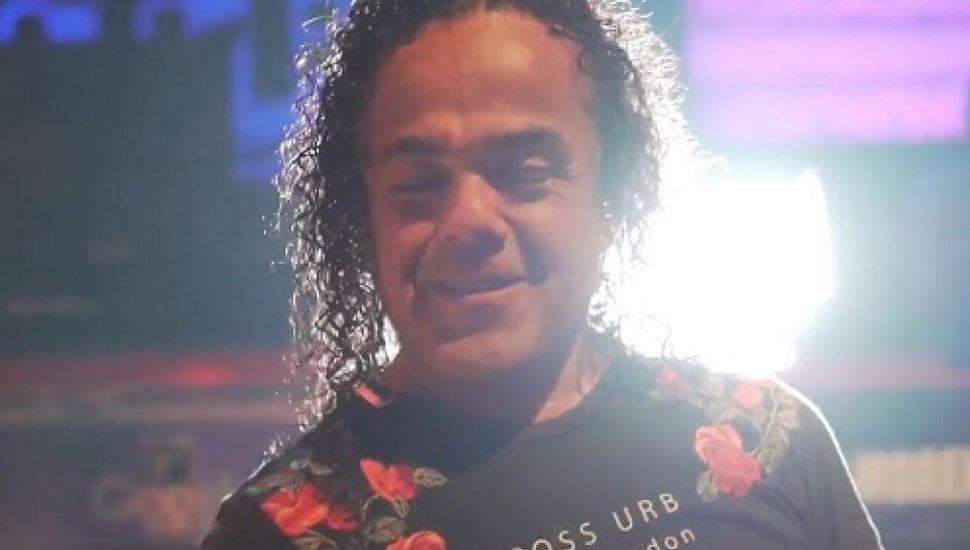 Murió el líder de la banda de cumbia Los grosos