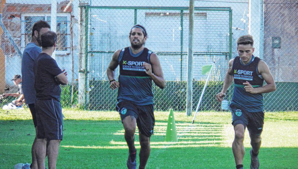 Pablo Magnín y Sergio Quiroga.