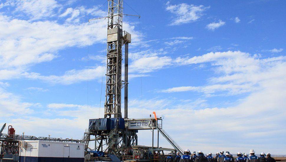 Producción récord de gas en mayo por Vaca Muerta