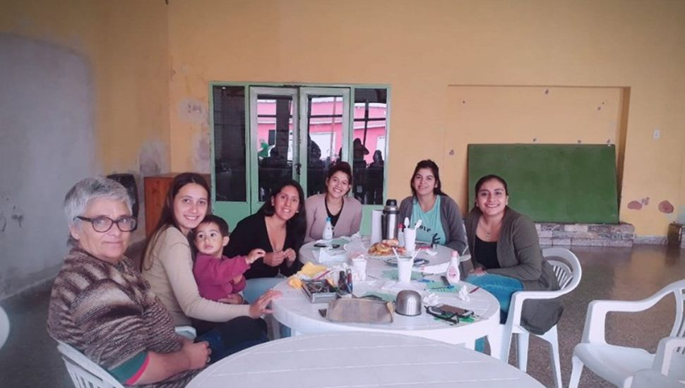 Realizan talleres para mujeres de Vedia, Alem y Colonia Alberdi