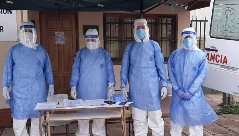 casos coronavirus en Arenales