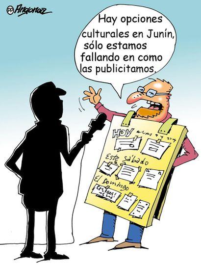 El 80% de los votantes afirmó que faltan ofertas culturales en Junín