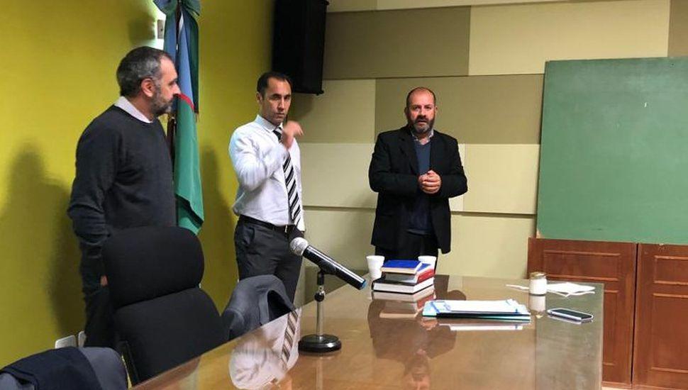 El fiscal Mastrorilli brindó una jornada de capacitación para fuerzas de seguridad