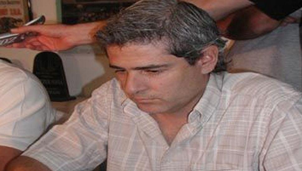 Marcelo Velazco.