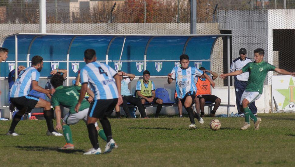 Desde la Liga Deportiva del Oeste confirmaron los partidos de la fecha inicial.