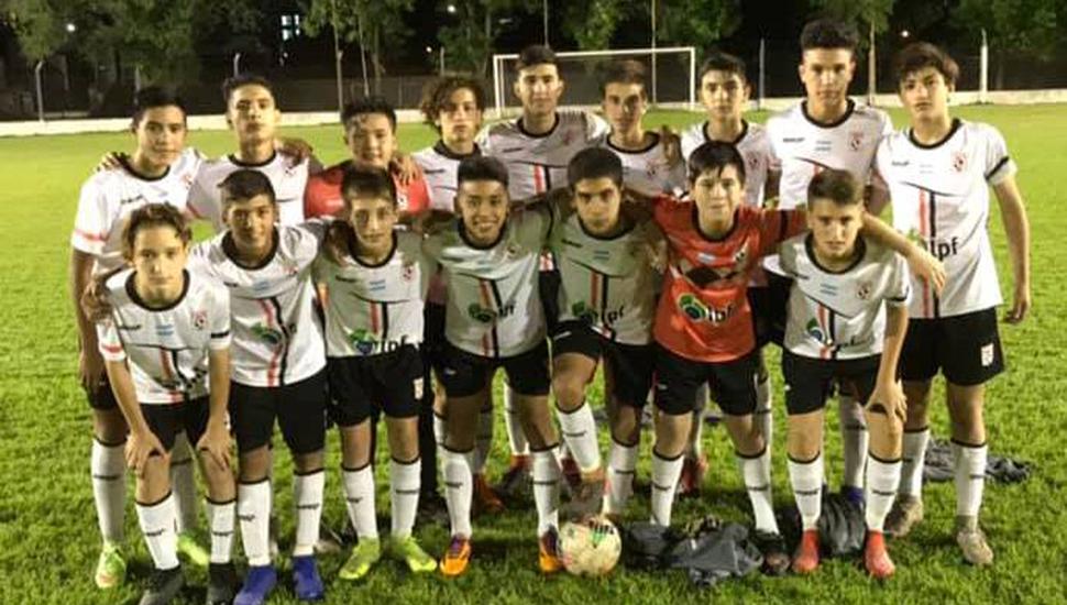 La Selección Sub-13 de la Liga Deportiva del Oeste ganó 3 a 1 pero quedó eliminada.