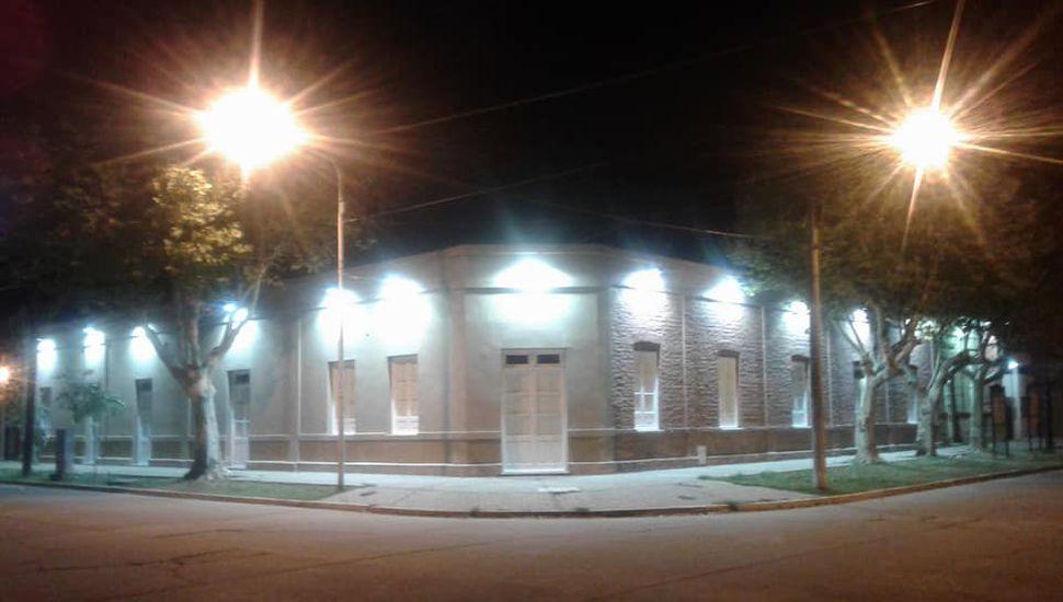 Inauguran el Complejo Casa Museo Eva Perón en Los Toldos