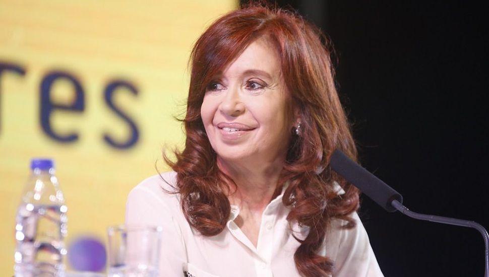 Cristina pidió ir a juicio oral  en la causa de los cuadernos
