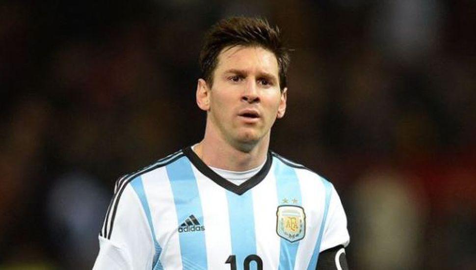 Video: el nene que rompió en llanto al ver a Leo Messi