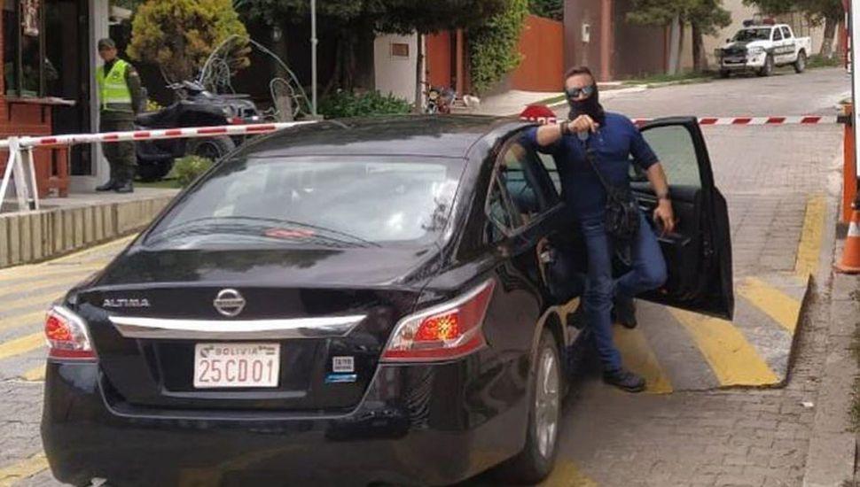 Funcionarios españoles intentaron irrumpir en sede diplomática de México