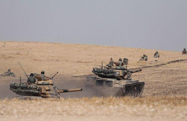 Acorralan a Turquía para  que retire sus tropas de Siria