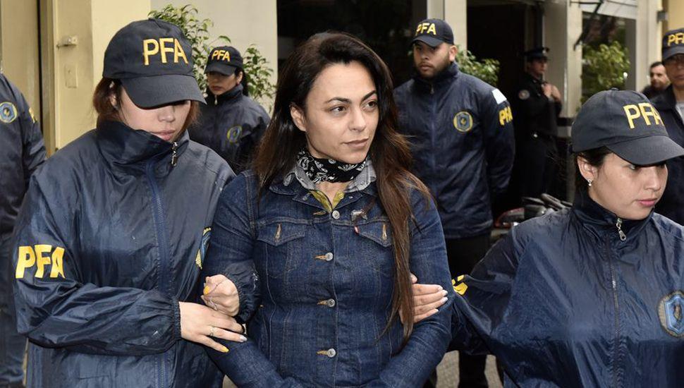 Procesamiento, prisión y embargo millonario a la viuda del secretario K