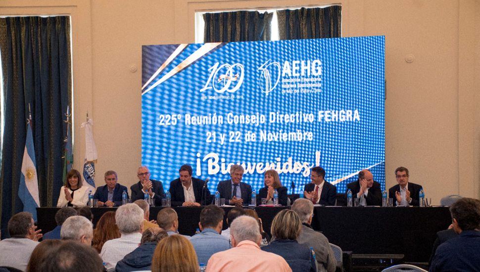 225° Reunión de Consejo Directivo  de FEHGRA.