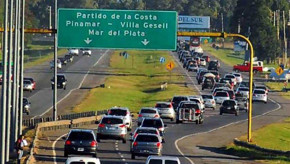 Rige desde hoy restricción de tránsito a camiones en rutas