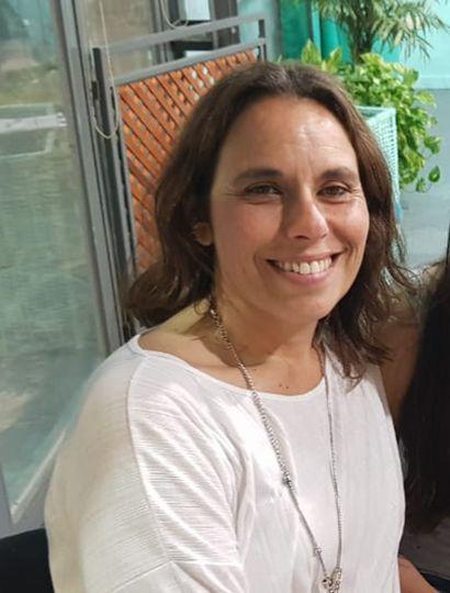 Natalia Larrazabal, directora de la Secundaria 9 (Ex Normal).