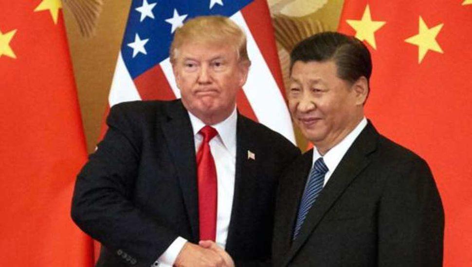 """China """"luchará hasta  el final"""" en la guerra comercial con Trump"""