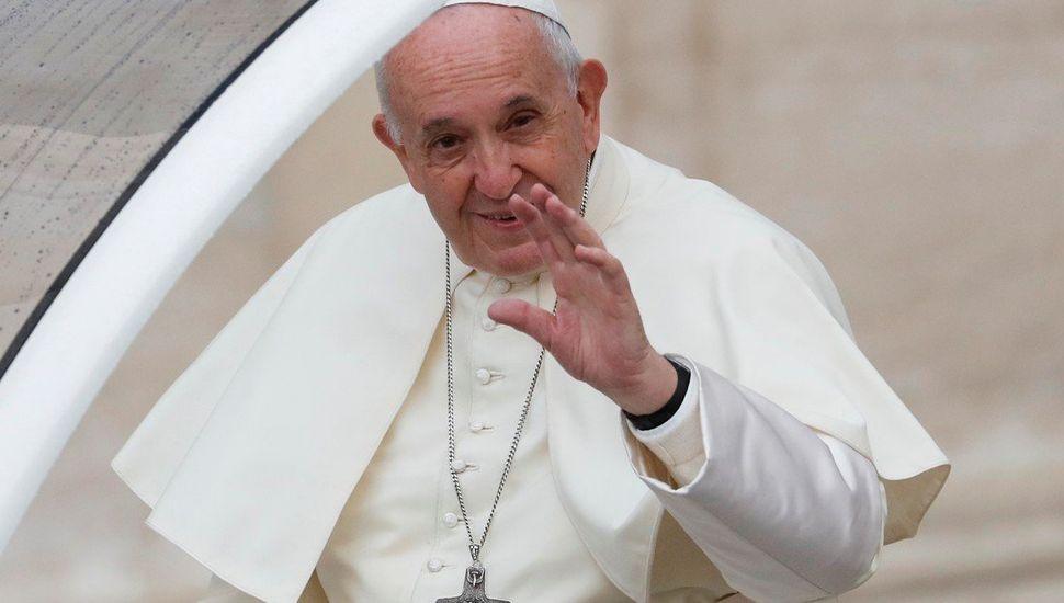 El Papa Francisco  denuncia que se volvió  a perseguir a los judíos