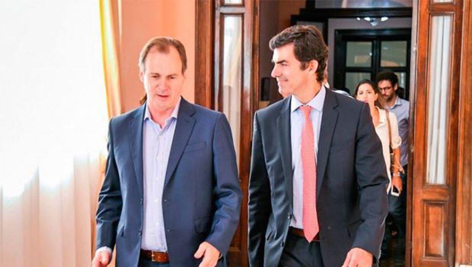 Gobernadores de seis provincias respaldaron la convocatoria del gobierno
