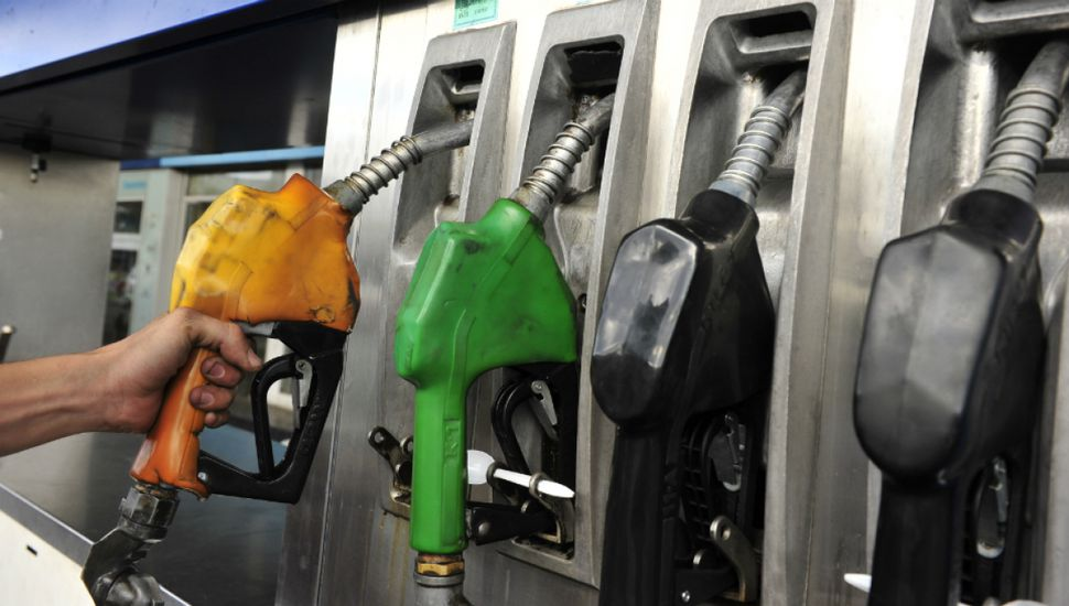 A partir de hoy aumenta casi un 3% el precio de los combustibles