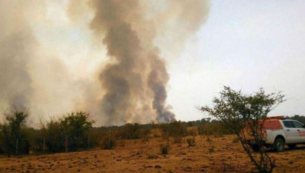 Hicieron un asado, quemaron 1.000 hectáreas de campo y deberán pagar una multa millonaria