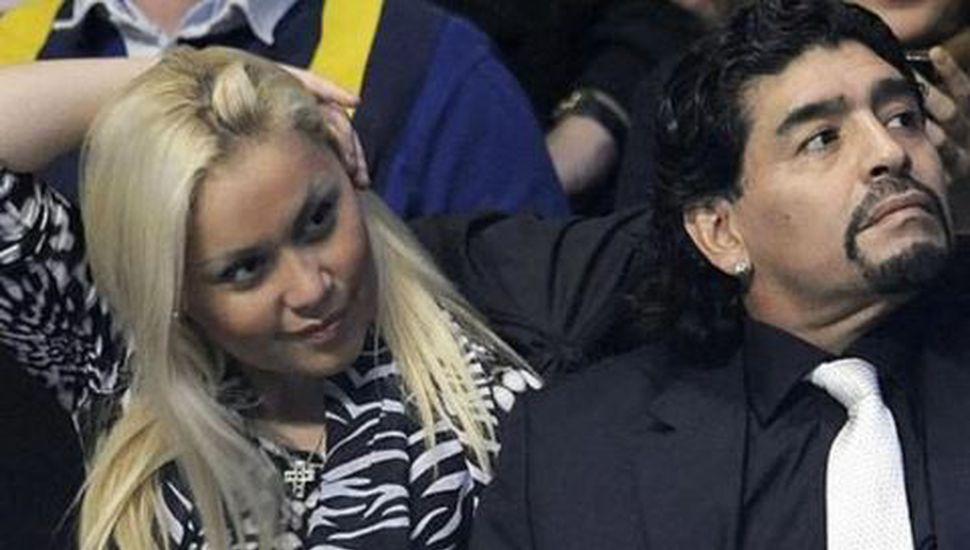 Diego Maradona y Verónica Ojeda, ¿otra vez juntos?