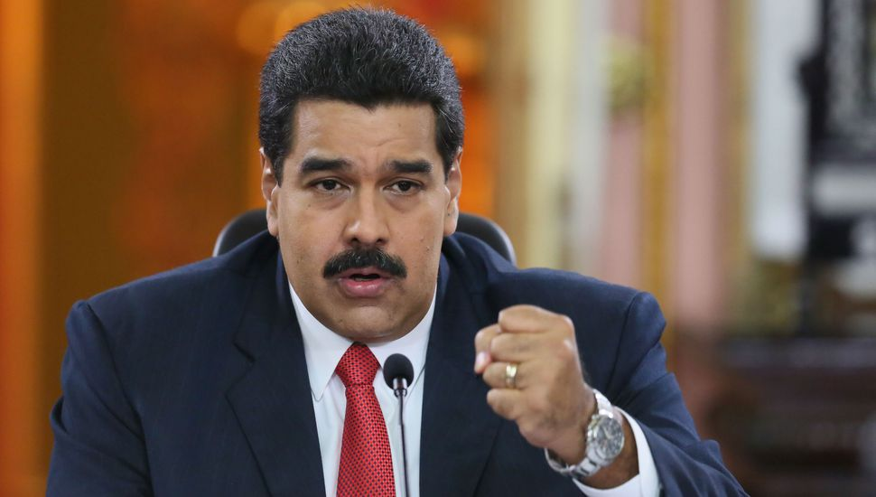 "Tensa relación: Maduro tildó a Mauricio Macri de ""ladrón"""
