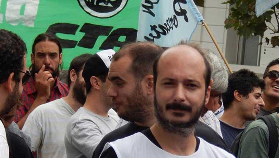 Paro de judiciales con movilización a La Plata