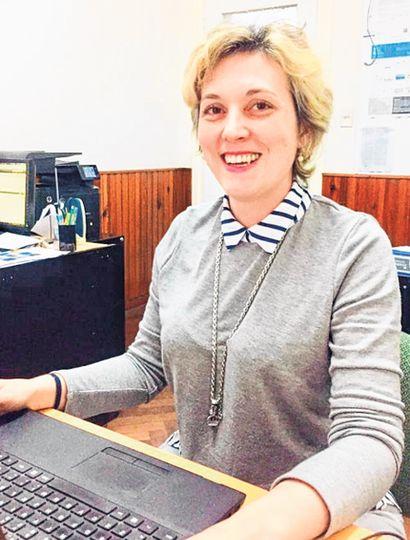 María Mónica Lázzaro.