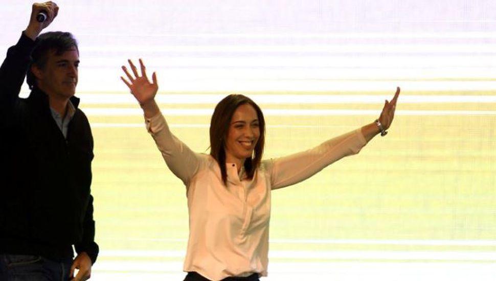 Por qué María Eugenia Vidal es la política argentina del año
