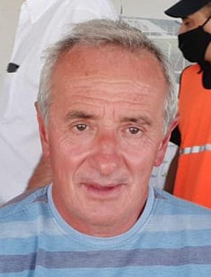 Claudio Yópolo, presidente de la Liga Deportiva del Oeste