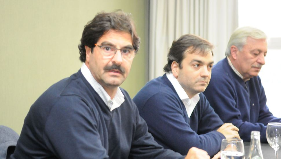 El ministro de Agroindustria de la provincia de Buenos Aires, Leonardo Sarquís.