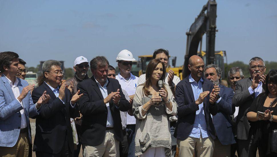 Entre Mercedes y Bragado arrancó la construcción de la primera autopista por sistema PPP