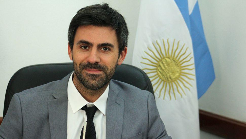 Fiorini considera que el reparto de fondos este 2019 es más justo para Junín.