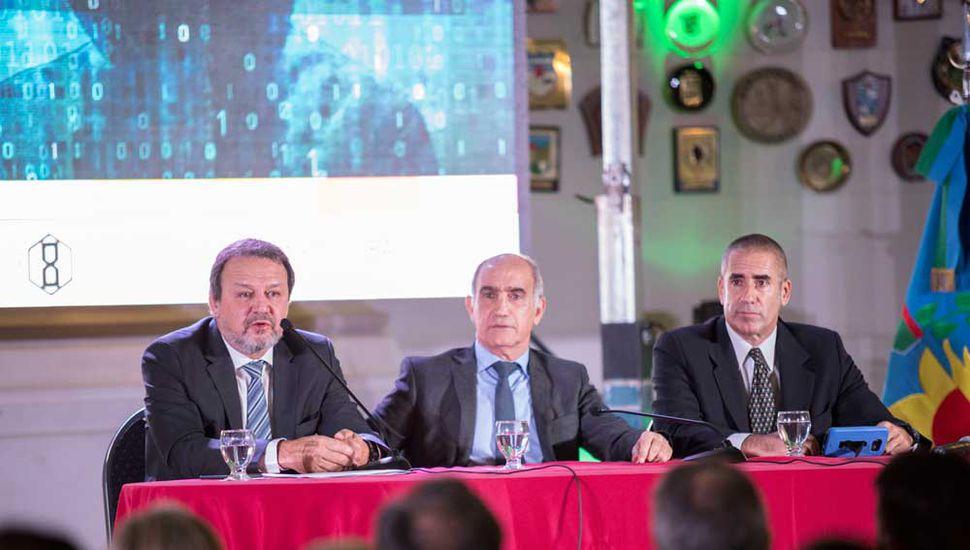Se realizó la jornada de ciberseguridad, que puso el foco en los nuevos delitos que se cometen haciendo uso de las nuevas tecnologías.