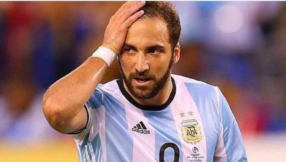 """Pipita Higuaín se retiró de la Selección: """"Traté de dar lo mejor"""""""