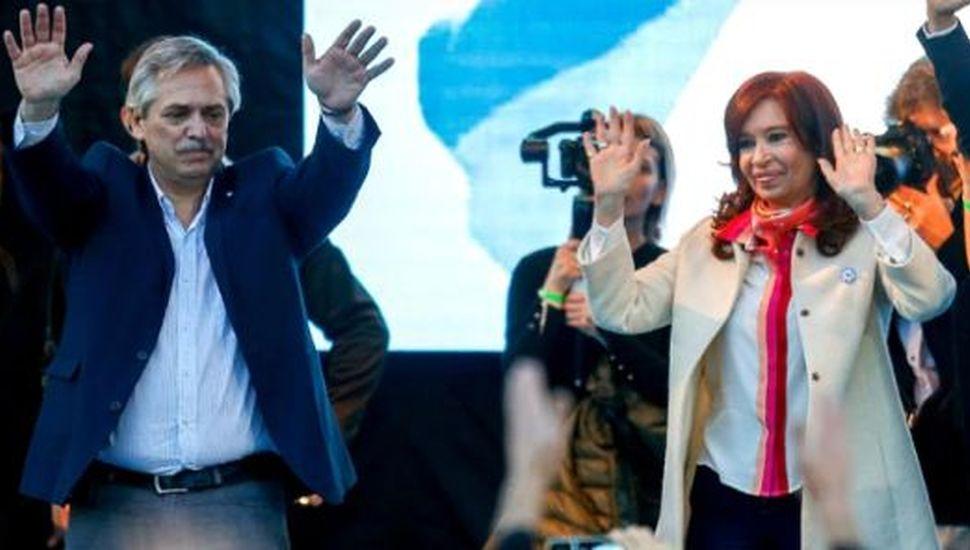 Alberto Fernández y Cristina Kirchner encabezarán un acto por el 17 de octubre en La Pampa