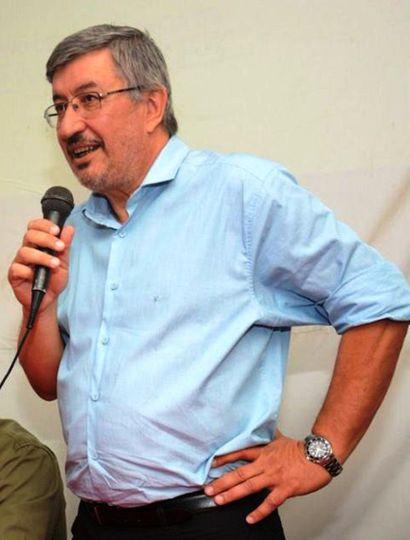 Jorge Herce, director de la Región Sanitaria III.