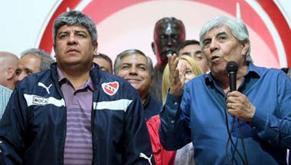 Elevan a juicio la causa Independiente, pero sin incluir al sindicalista Pablo Moyano