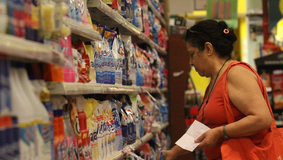 El inicio de la cuarentena impulsó las ventas en los supermercados