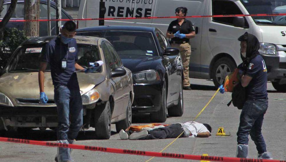 La violencia en México bate récords en los primeros meses del Gobierno