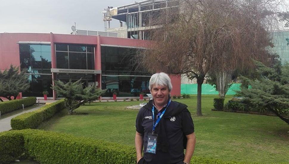 Uno de los reconocidos será el director técnico de fútbol femenino, Sergio Ariel Barbagelata.