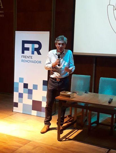 Sergio Federovisky, biólogo y comunicador.