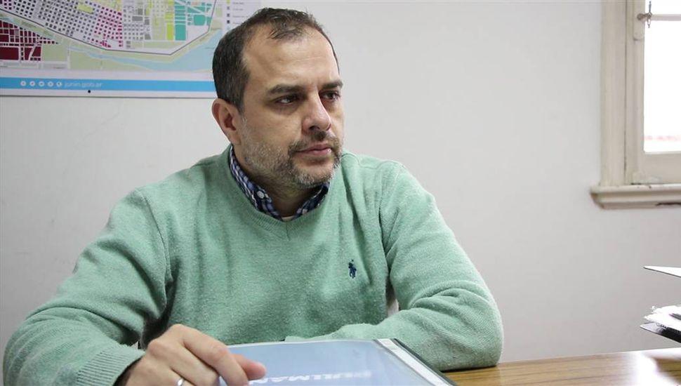 Fernando Scanavino, titular de la OMIC.