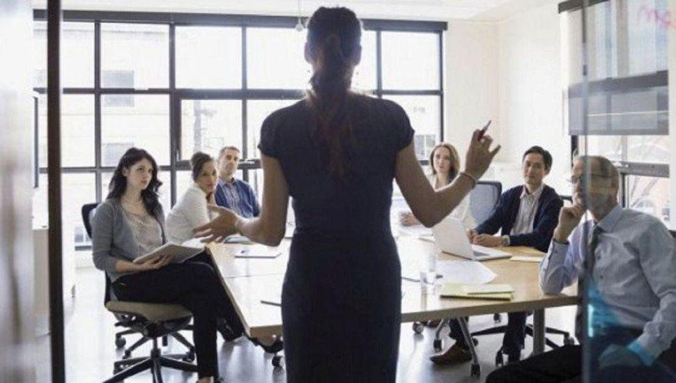 Mujeres en empresas
